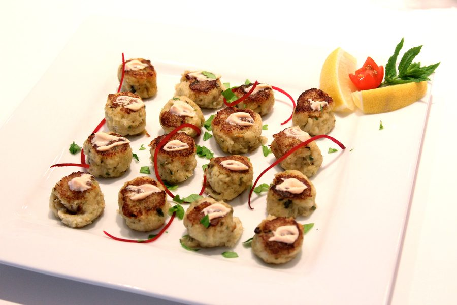 List of Hors d'Oeuvres